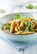 Penne Pasta with Basil Pesto