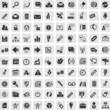 100 grey bg Icons