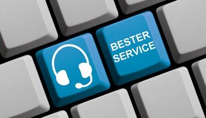 Bester Service online