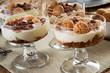 Dessert - coppette di tiramisu