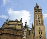 Seville Cathedral and Giralda Tower