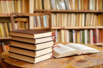 Old fashioned Book Recherche