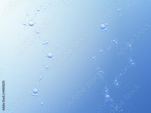 krople w wodzie 2 © art_mike
