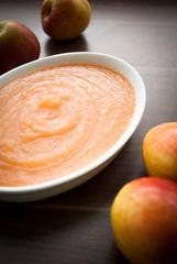 Reibekuchen & Apfelmus