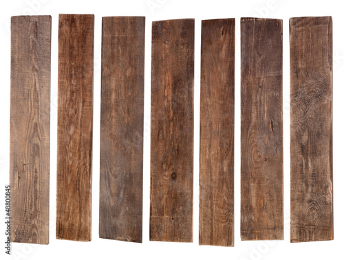 Tuinposter Hout Old wooden planks