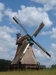 Alte Mühle auf dem Land
