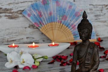 Asiatische Dekoration