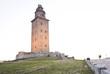 Torre de Hércules diez