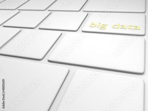 Tastatur_big data - 3D