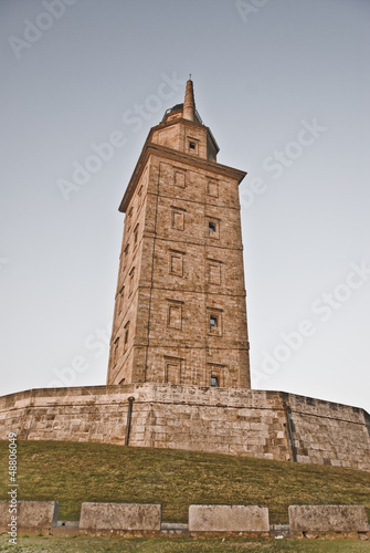 Tower of hercules six