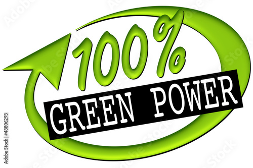 100% Green Power