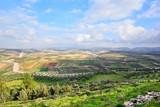 Fototapety Israeli landscape