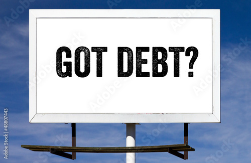 Got Debt Billboard