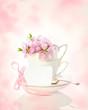 Springtime Cups