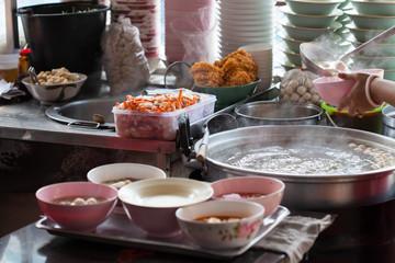 Tom Yum soup Thai