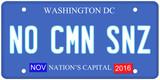 No Common Sense Washington poster