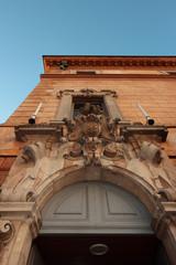 orvieto facade