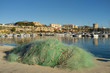 Campello fishing harbor