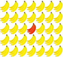 Distinctive bananas