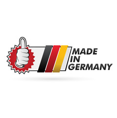 "qualité "" Made in germany "" certifié"