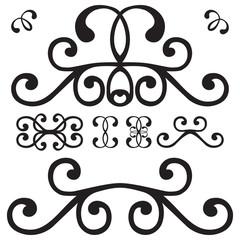 vector design ornaments
