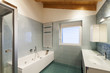 modern bathroom, interior