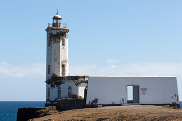 """Lighthouse ""Maria Pia"", Praia, Cape Verde"""