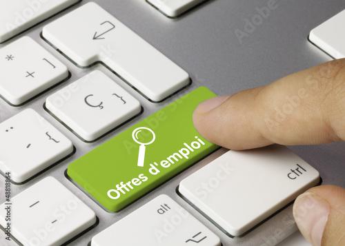 Offres d'emploi doigt - 48818864