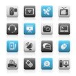 Communication Icons // Matte Series