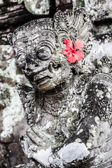 Beautiful Pura Taman Ayun Bali temple