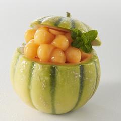 Dessert aux fruits