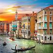 Fototapeten,italien,venezia,reisen,gondel