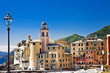 Camogli - pictorial town in Liguria coast of Itlay