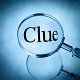 search for clues