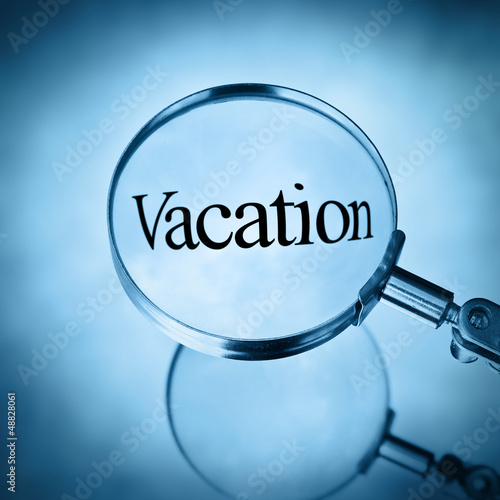 find a vacation