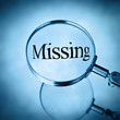 missing search