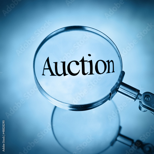 search auction