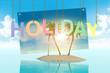 Holiday Illustration 3D