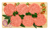 Hamburger di suino - Pork hamburger