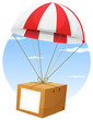 Airmail Shipping Delivery - 48831451