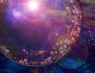 Multi-Generational Interstellar Ship