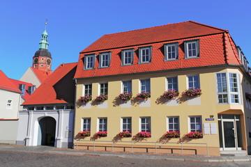 Luckau Altstadt