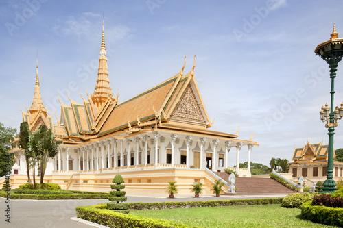 Royal Palace. Phnom Penh
