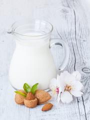 Almond milk V