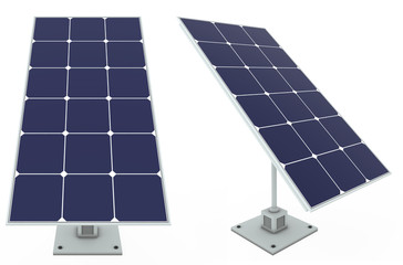 Solar batterys