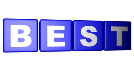 Best blue cubes