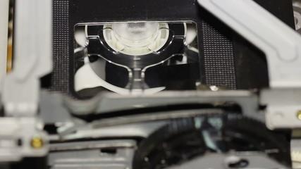 Old  videorecorder 2. Working details large
