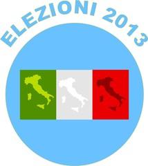 elezioni 2013 tris