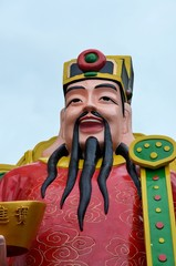 Cai Shen: Chinese god of prosperity and wealth