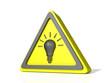 Caution Idea Icon